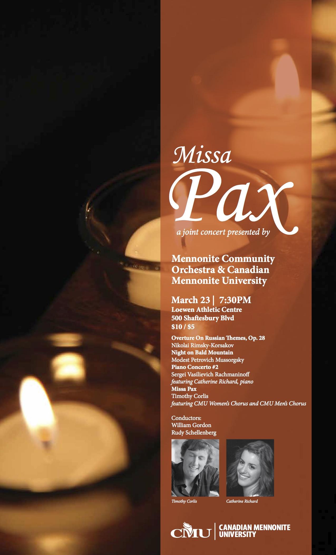 CMU_Missa_Pax